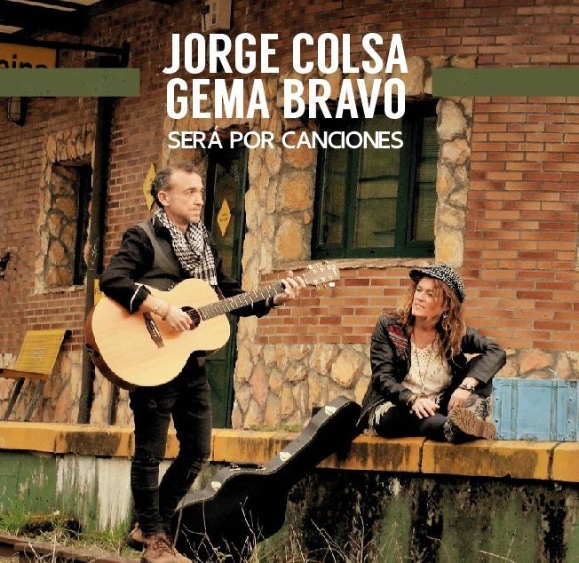 Será por Canciones disco de Jorge Colsa y Gema Bravo